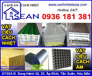 Công Ty TNHH Cách Âm Cách Nhi&#7879t Asean