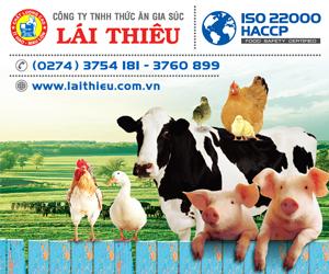 Công Ty TNHH Th&#7913c &#258n Gia Súc Lái Thiêu