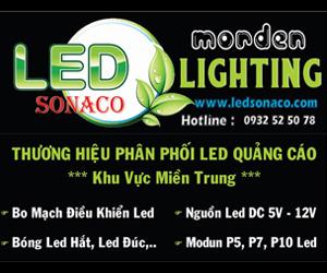 Phân Ph&#7889i Led Qu&#7843ng Cáo KV Mi&#7873n Trung