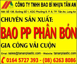 Công Ty TNHH Bao Bì Nh&#7921a Tân An-Phan Bon