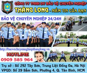 CÔNG TY B&#7842O V&#7878 TH&#258NG LONG