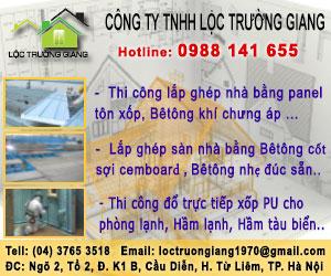 CÔNG TY TNHH L&#7896C TR&#431&#7900NG GIANG