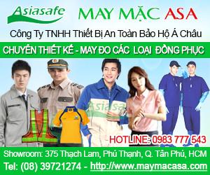 Công Ty May M&#7863c Á Châu - ASA
