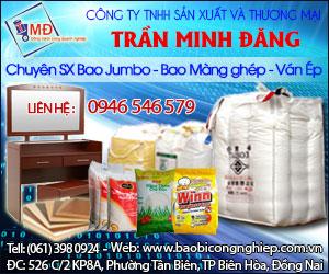 Công Ty TNHH Bao Bì Tr&#7847n Minh &#272&#259ng