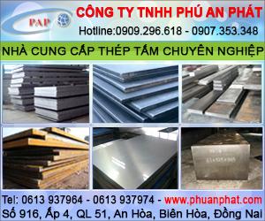 Công Ty TNHH Phú An Phát - Thép T&#7845m