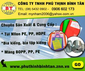 Công Ty TNHH Phú Th&#7883nh Bình Tân