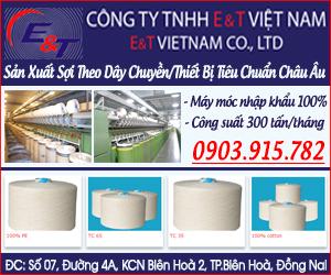 Công Ty TNHH E & T Vi&#7879t Nam