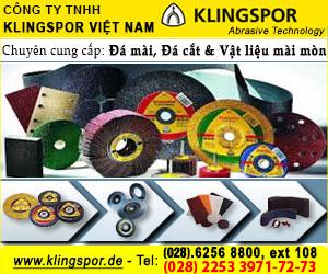 Công Ty TNHH Klingspor Vi&#7879t Nam