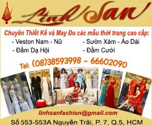 Công Ty TNHH Thi&#7871t K&#7871 Th&#7901i Trang Linh San