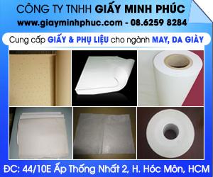 Công Ty TNHH Gi&#7845y Minh Phúc