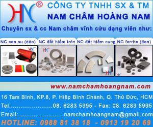 NAM CHÂM HOÀNG NAM