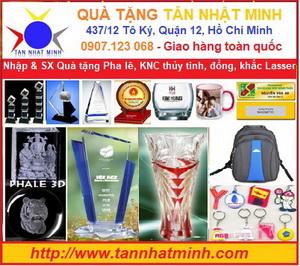 CÔNG TY QUÀ T&#7862NG TÂN NH&#7852T MINH