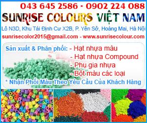 Công Ty TNHH Sunrise Colours Vi&#7879t Nam