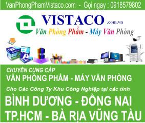 Công Ty TNHH Một Thành Viên Vistaco
