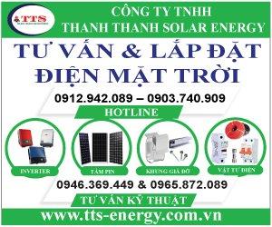 Công Ty TNHH Thanh Thanh Solar Energy