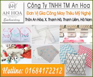 Công Ty TNHH Th&#432&#417ng M&#7841i An Hoa