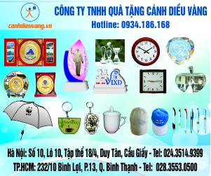 Công Ty TNHH Quà T&#7863ng Cánh Di&#7873u Vàng