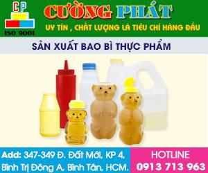 Công Ty TNHH Sản Xuất Thương Mại Nhựa Cường Phát - Bao Bi Thuc Pham