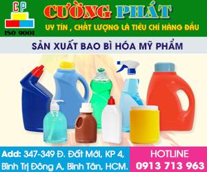 Công Ty TNHH Sản Xuất Thương Mại Nhựa Cường Phát - Bao Bi My Pham