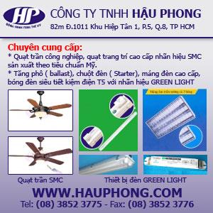 Công Ty TNHH H&#7853u Phong