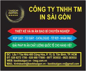 CONG TY TNHH THUONG MAI IN SAI GON