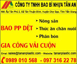 Công Ty TNHH Bao Bì Nh&#7921a Tân An