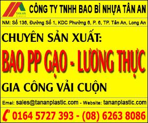 Công Ty TNHH Bao Bì Nh&#7921a Tân An-Gao Va Luong Thuc