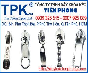 Công Ty TNHH Dây Khóa Kéo Toàn Phong
