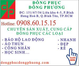 Công Ty TNHH Đồng Phục Tùng Lâm - Đông Phương