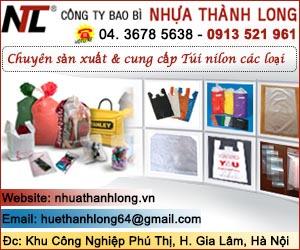 Công Ty TNHH Sản Xuất Nhựa Thành Long