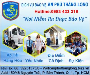 Công Ty TNHH Dịch Vụ Bảo Vệ An Phú Thăng Long