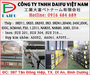 Công Ty TNHH DaiFu Vi&#7879t Nam