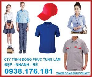 Công Ty TNHH Đồng Phục Tùng Lâm