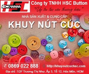 Công Ty TNHH HSC Button