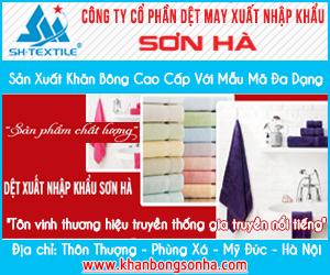 Công Ty TNHH Dệt Xuất Nhập Khẩu Sơn Hà