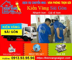Công Ty TNHH Thương Mại Dịch Vụ Kiến Vàng Sài Gòn
