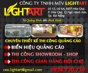 Công Ty TNHH M&#7897t Thành Viên Light Art