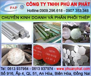 Công Ty TNHH Phú An Phát - Kinh doanh thép