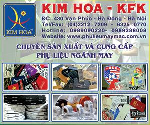 Công Ty Ph&#7909 Li&#7879u Ngành May Kim Hoa