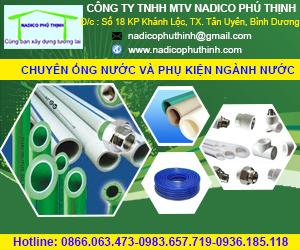 Công Ty TNHH MTV Nadico Phú Th&#7883nh-&#7889ng nh&#7921a