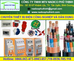 Công Ty TNHH MTV Nadico Phú Th&#7883nh
