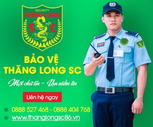 Công Ty TNHH Dịch Vụ Bảo Vệ Thăng Long SC