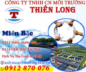 Công Ty TNHH Công Ngh&#7879 Môi Tr&#432&#7901ng Thiên Long
