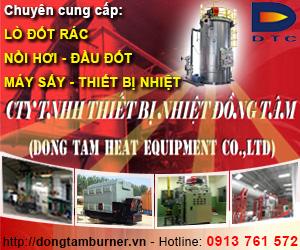 Công Ty TNHH Thiết Bị Nhiệt Đồng Tâm