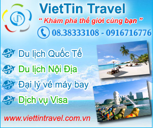 Công Ty TNHH Thương Mại Dịch Vụ Du Lịch Việt Tín