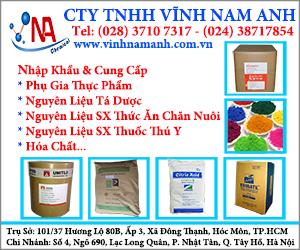 Công Ty TNHH Vĩnh Nam Anh