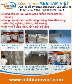 Công Ty TNHH MBB Tam Việt