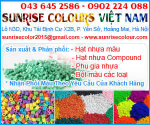 Công Ty TNHH Sunrise Colours Việt Nam