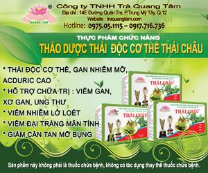 Phòng Khám Y Học Cổ Truyền - Công Ty TNHH Trà Quang Tâm