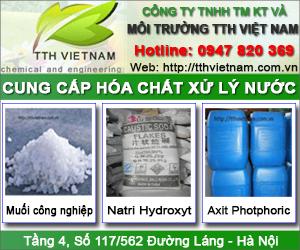 Công Ty TNHH Thương Mại Kỹ Thuật Và Môi Trường TTH Việt Nam